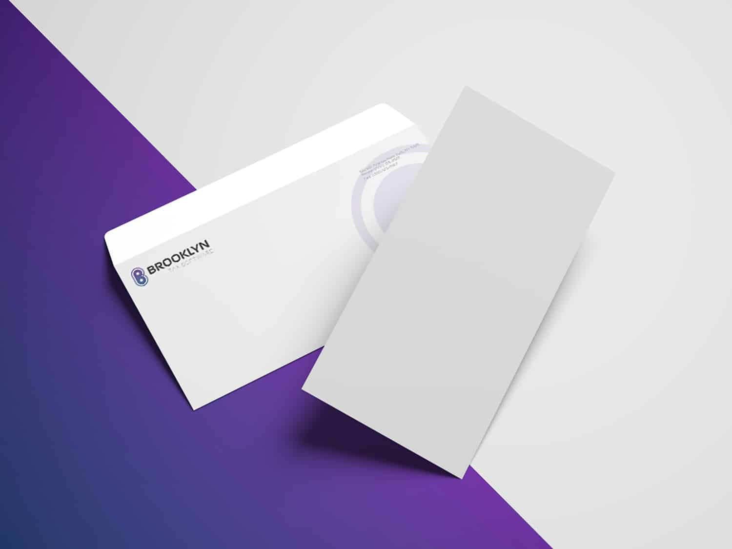 Brooklyen 4 Branding Stationary