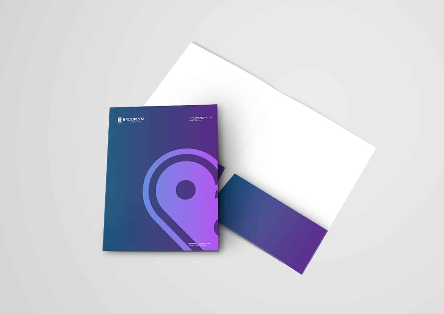 Brooklyen 5 Branding Stationary